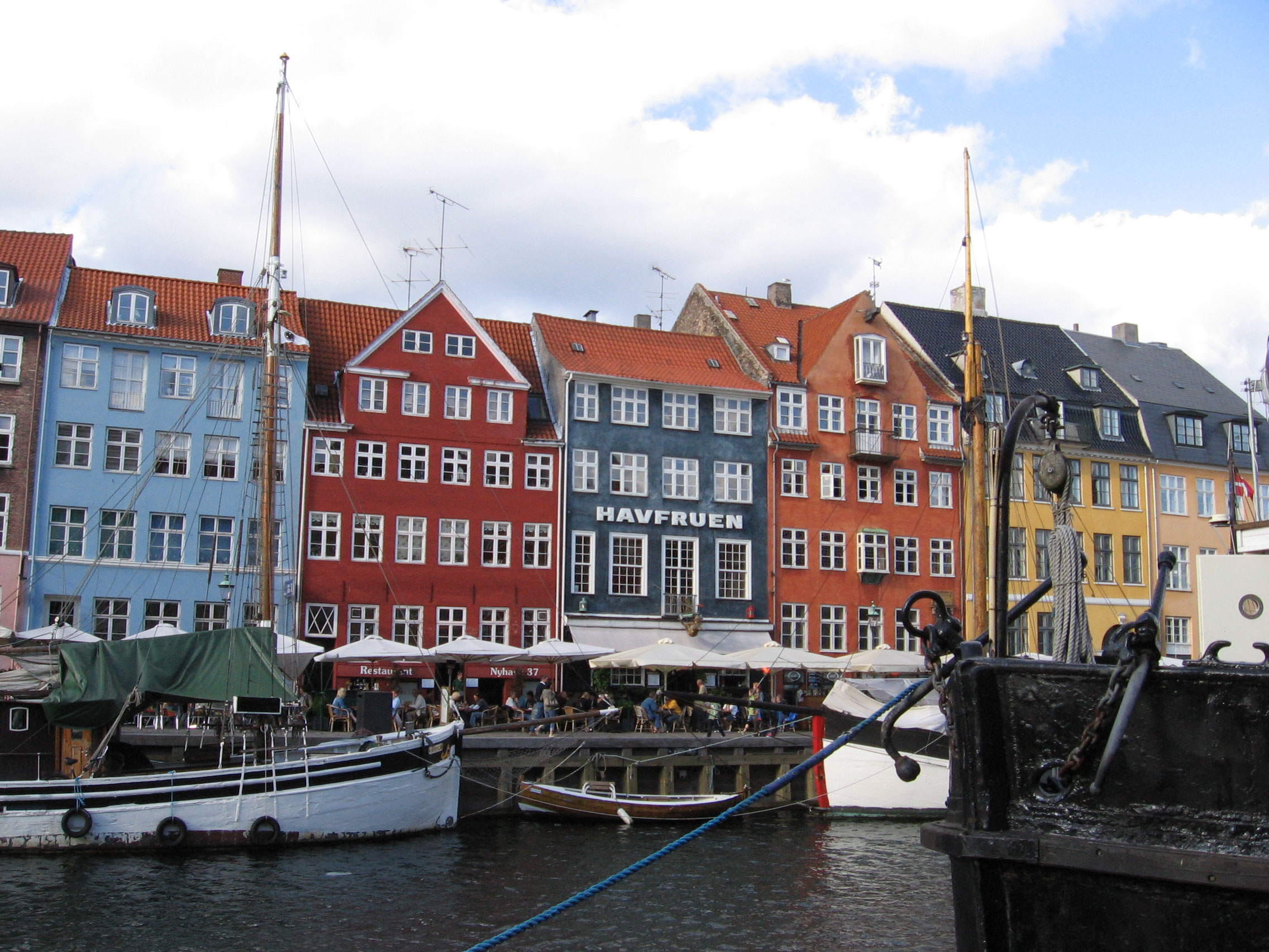 Copenhagen: The 'new' harbour